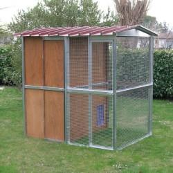 Enclosure pour Chats
