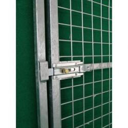 Portes et Panneaux en grillage électrosoudé