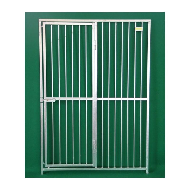 Portes et Panneaux à barres
