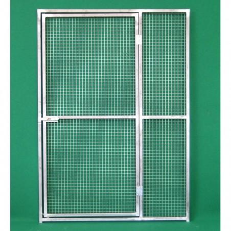 Portes et Panneaux grillagés pour volière
