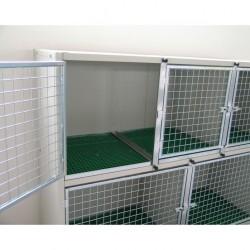 Cage veterinaire pour chien - Cages d'hospitalisation