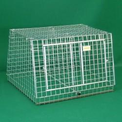Caisses de transport profilé en maille pour chiens
