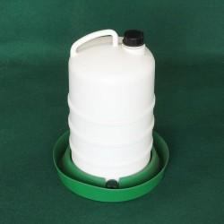 Abreuvoir à siphon 22 Litres